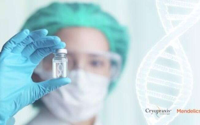 Cryopraxis oferece teste da bochechinha da Mendelics, que identifica mais de 340 doenças raras, silenciosas e tratáveis