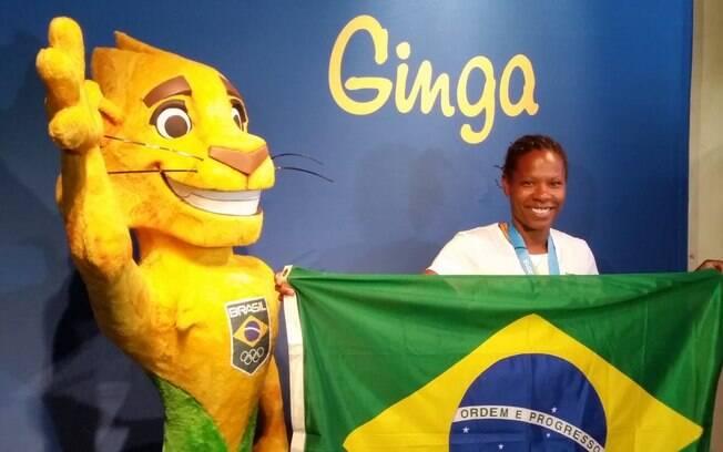 Formiga defende a seleção brasileira em Mundias desde 1995