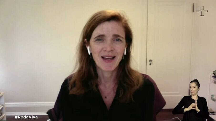 Samantha Power, ex-embaixadora dos EUA na ONU