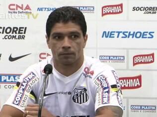Jogador estará à disposição do técnico Oswaldo de Oliveira para o jogo desta quinta-feira