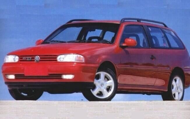 Entre as versões de peruas dos anos 90, a Volkswagen Parati GTI era a mais esportiva de todas. Mas teve poucas unidades