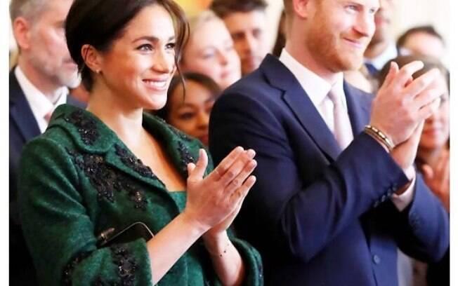 Após faltas à missa de aniversário da Rainha, Meghan Markle parabeniza a monarca pelo Instagram
