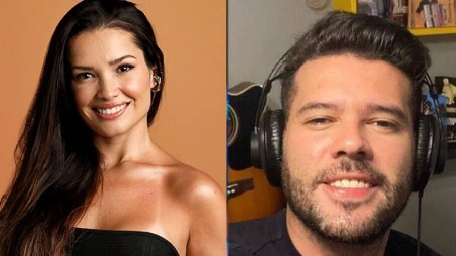Juliette e Ranniery Gomes
