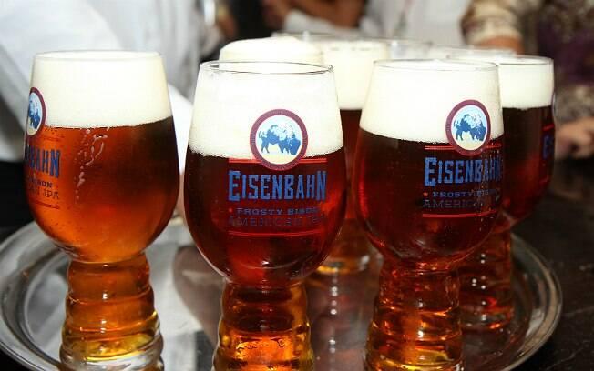 Frosty Bison American IPA venceu o 4º Concurso Mestre Cervejeiro, em 2013