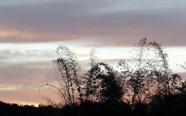 Sexta-feira tem aumento na nebulosidade e queda nas temperaturas