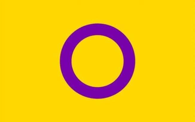 Bandeira do Movimento Intersexo