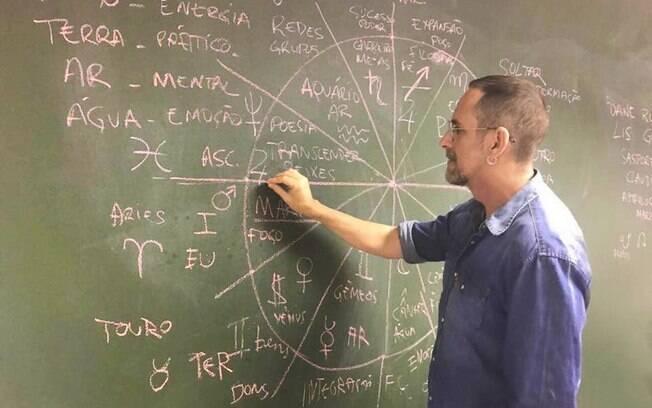 Marcelo Dalla escreverá o 'horóscopo do dia' no iG e ilustrará com suas mandalas