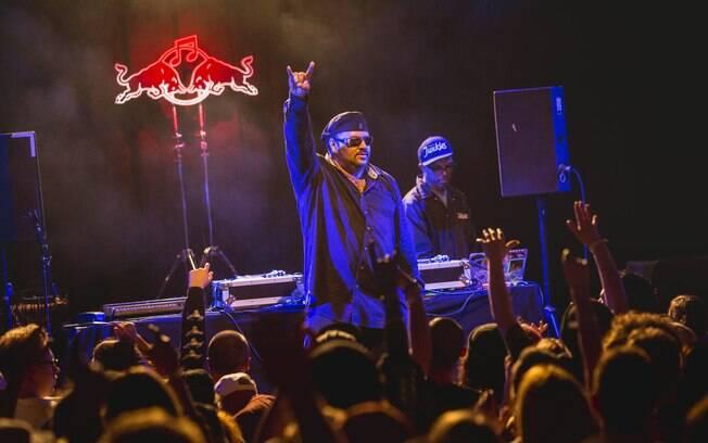 O DJ americano Egyptian Lover é atração da festa Baile, que abre o RBMA Festival São Paulo nesta sexta-feira (2)