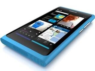 N9: o único celular com MeeGo no mercado