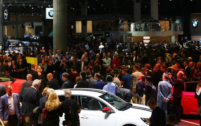 Salão de Frankfurt muda seu modelo de exibição para agregar interessados em reforçar o conceito de mobilidade