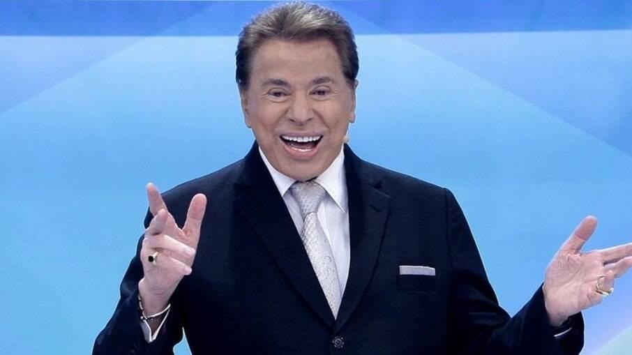Silvio Santos voltou ao SBT