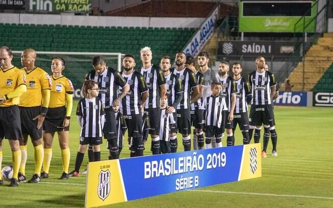 Figueirense deve seguir na Série B