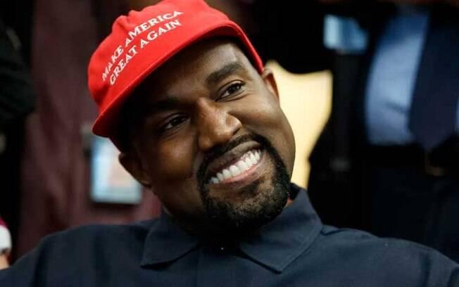 Kanye West será candidato à presidência novamente em 2024