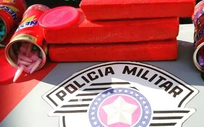 Homem é preso com 5,4 kg de drogas no Bom Retiro, em Paulínia