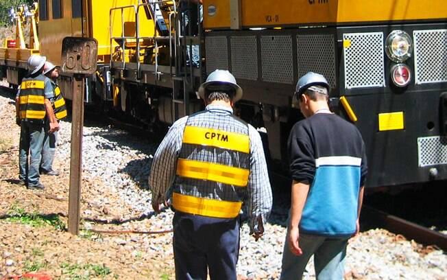 Obras de modernização em São Paulo mudam programação dos trens da CPTM e do Metrô