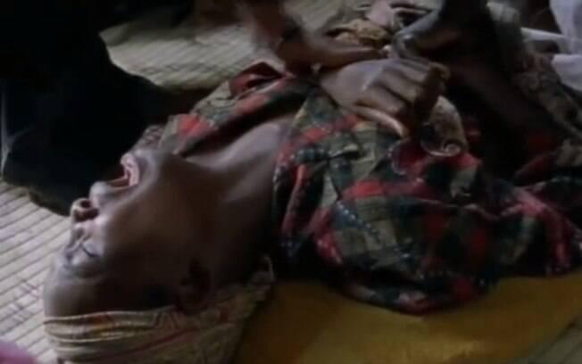 até fevereiro de 2014, ao menos 125 milhões de mulheres podem ter sido mutiladas em 29 países na África e Oriente Médio, diz ONU. Foto: Reprodução/Youtube