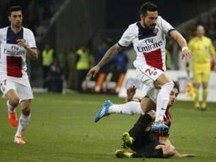 PSG chegou à sua nona vitória consecutiva na temporada