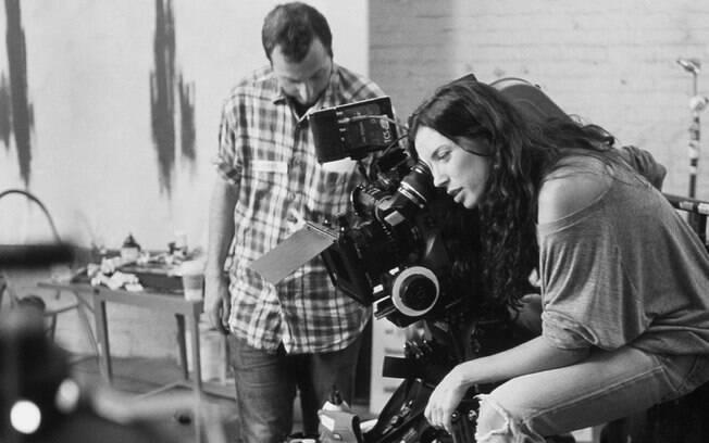 Reed Morano já foi diretora de fotografia de diversos filmes antes de ocupar também a direção