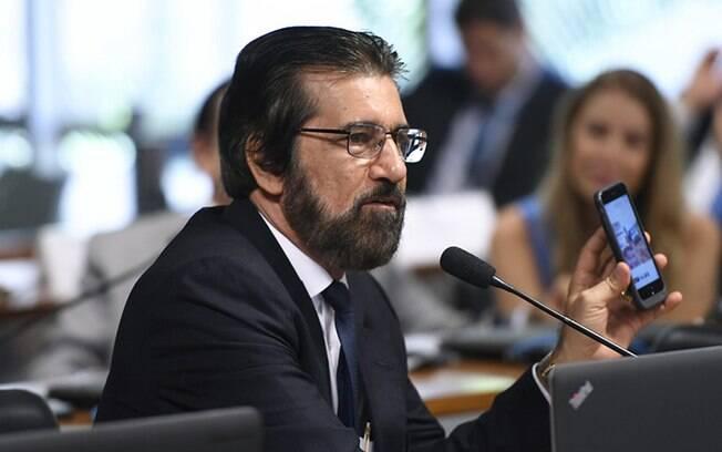 Ex-senador Valdir Raupp (MDB-RO)