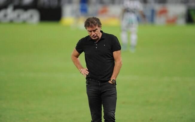 Na época jogador do Grêmio, Cuca foi acusado de estupro coletivo
