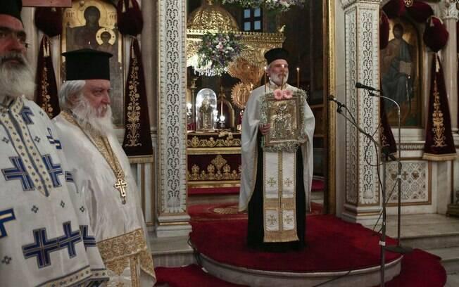 A Igreja Ortodoxa é influente na política e na vida cotidiana na Grécia