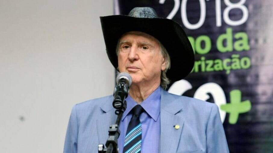 Sérgio Reis, cantor e ex-deputado federal
