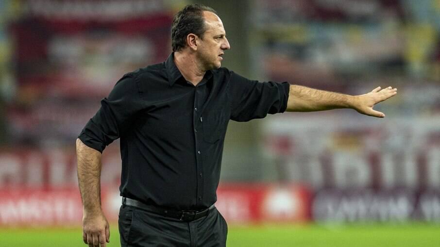 Rogério Ceni está de volta ao São Paulo para sua segunda passagem como técnico