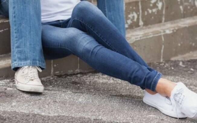 Há um estilo de calças jeans que pode ser prejudicial à saúde humana