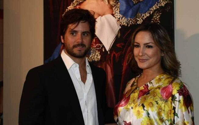 Claudia Leitte e o marido, Márcio Pedreira, acreditam que terão mais um menino na família. O casal é pai de David, de três anos