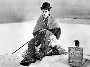 """À época, """"Em Busca do Ouro"""" foi a quinta maior bilheteria do cinema mudo"""