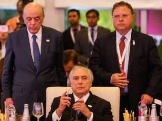 Palácio do Planalto está preocupado com uma possível delação de Cunha