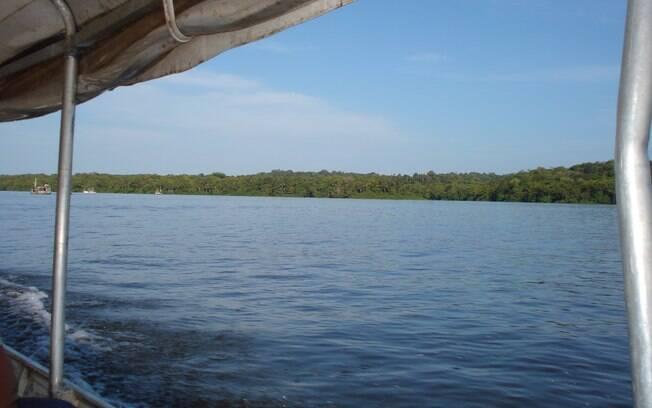 O viajante conta como foi a vigem pelas Guianas, um paraíso pouco explorado