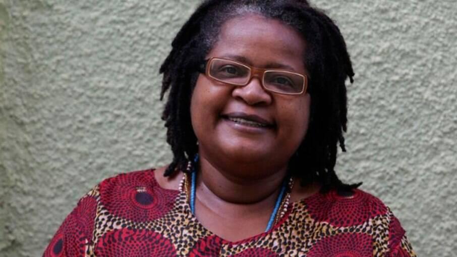 A socióloga e ativista Vilma Reis
