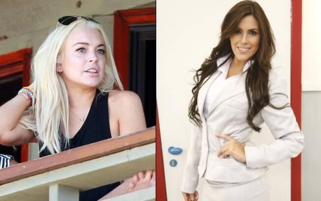 Lindsay Lohan e Vanessa Zotth serão as capas da Playboy de janeiro de 2012