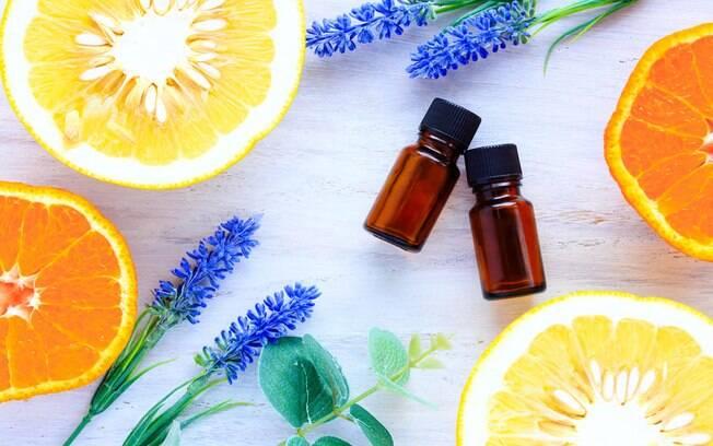Descubra como os óleos essenciais podem ajudar no seu bem-estar
