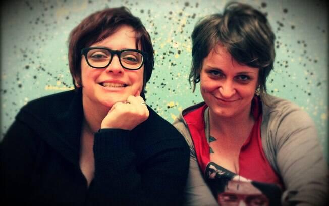 Roberta Salles e Samantha Reis são autoras do bem-humorado vlog Dedilhadas