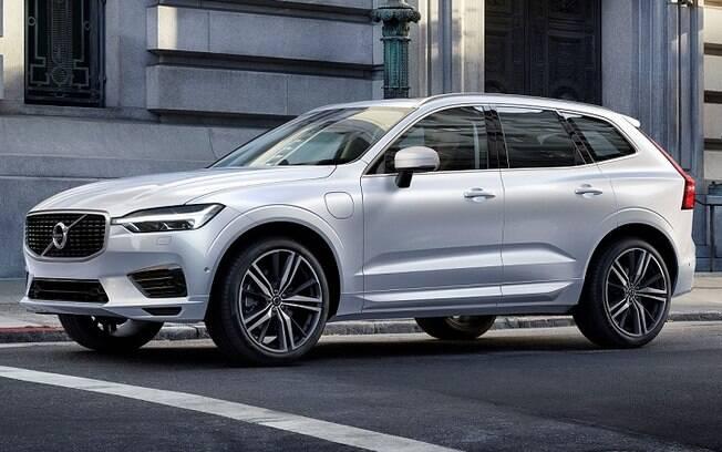 Volvo XC60 D5 desembarca no País no mês que vem aumentando as opções de SUVs  de luxo movidos  a diesel