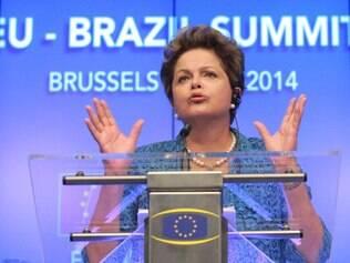 Dilma afirma que atos de vandalismo não serão permitidos durante a Copa