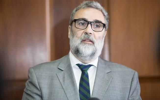 Secretário de Fazendo afirmou que São Paulo não corre o risco de ter problemas econômicos