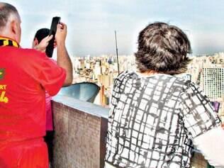 Na liderança 2. A capital paulista deve liderar, em 2017, o fluxo de turistas de toda América Latina