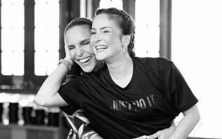 Ivete Sangalo lança clipe em parceria com Claudia Leitte