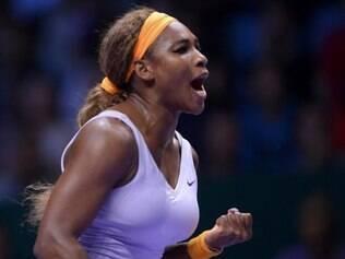 Serena derrotou a russa Ekaterina Makarova com parciais de 7/6 (10/8) e 6/0