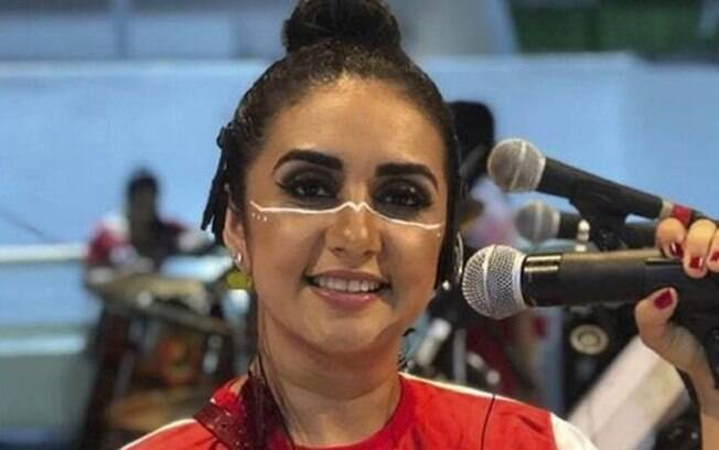 Roci Mendonça, cantora do Boi-Bumbá Garantido