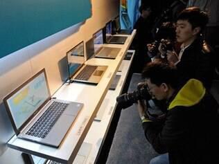 Ultrabooks na CES 2012: grande aposta da Intel para os próximos anos