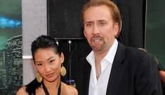 Nicolas Cage termina casamento de 11 anos com ex-garçonete