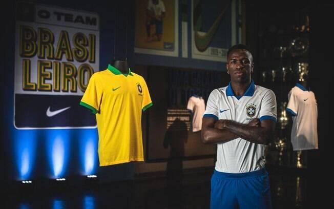 CBF confirma estreia da Seleção na Copa América com camisa branca.