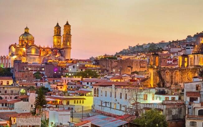 O México também é um dos lugares para viajar que traz riscos de doenças sérias para o turista