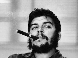 Imortal. Imagem de Che fumando é um clássico assinado por René