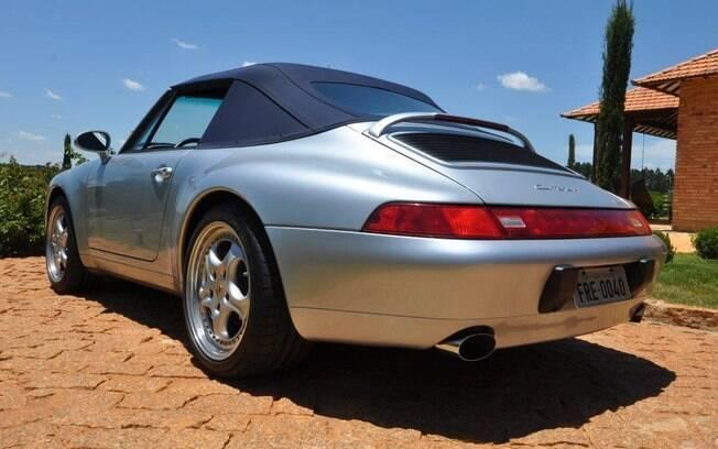 Evento Reunir 225 Mais De 300 Porsches E Carros Antigos No