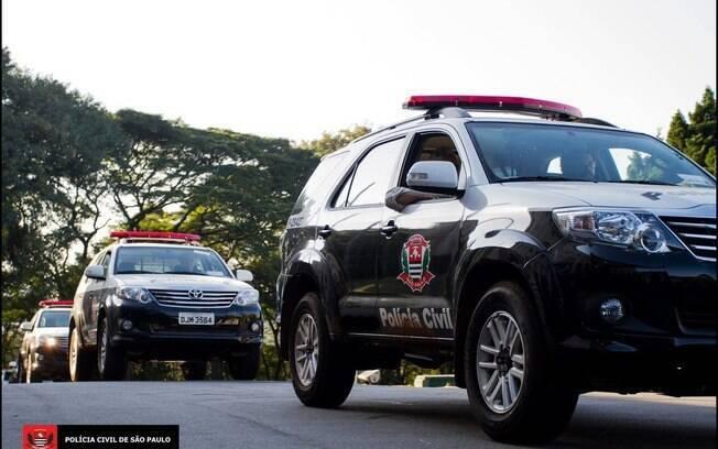 Polícia Civil de São Paulo anunciou a prisão de